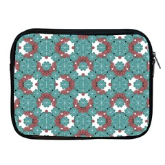 Colorful Geometric Graphic Floral Pattern Apple Ipad 2/3/4 Zipper Cases