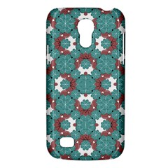 Colorful Geometric Graphic Floral Pattern Galaxy S4 Mini