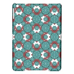 Colorful Geometric Graphic Floral Pattern Ipad Air Hardshell Cases