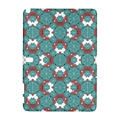Colorful Geometric Graphic Floral Pattern Galaxy Note 1