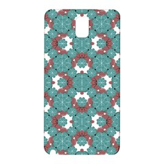 Colorful Geometric Graphic Floral Pattern Samsung Galaxy Note 3 N9005 Hardshell Back Case