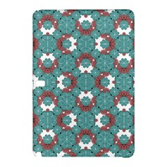 Colorful Geometric Graphic Floral Pattern Samsung Galaxy Tab Pro 10 1 Hardshell Case