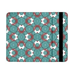Colorful Geometric Graphic Floral Pattern Samsung Galaxy Tab Pro 8 4  Flip Case