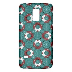 Colorful Geometric Graphic Floral Pattern Galaxy S5 Mini