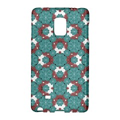 Colorful Geometric Graphic Floral Pattern Galaxy Note Edge