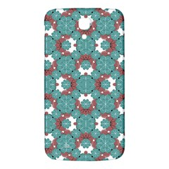 Colorful Geometric Graphic Floral Pattern Samsung Galaxy Mega I9200 Hardshell Back Case