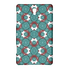 Colorful Geometric Graphic Floral Pattern Samsung Galaxy Tab S (8 4 ) Hardshell Case