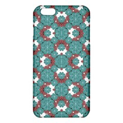 Colorful Geometric Graphic Floral Pattern Iphone 6 Plus/6s Plus Tpu Case