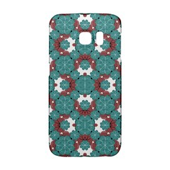 Colorful Geometric Graphic Floral Pattern Galaxy S6 Edge