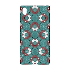 Colorful Geometric Graphic Floral Pattern Sony Xperia Z3+