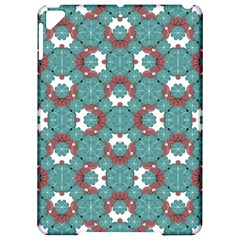 Colorful Geometric Graphic Floral Pattern Apple Ipad Pro 9 7   Hardshell Case