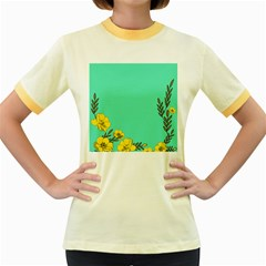 A New Day Women s Fitted Ringer T Shirts