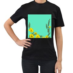A New Day Women s T Shirt (black)