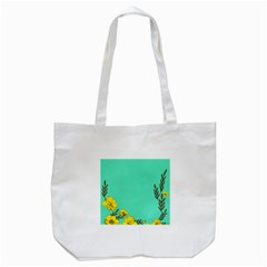 A New Day Tote Bag (white)