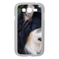 Finnish Lapphund Samsung Galaxy Grand Duos I9082 Case (white)