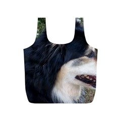 Finnish Lapphund Full Print Recycle Bags (s)