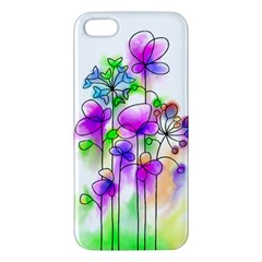 Flovers 23 Iphone 5s/ Se Premium Hardshell Case