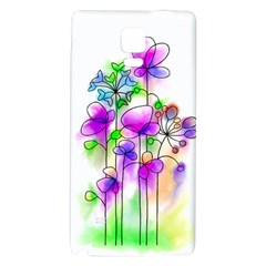Flovers 23 Galaxy Note 4 Back Case