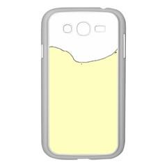 Puli Silhouette Cream Samsung Galaxy Grand Duos I9082 Case (white)