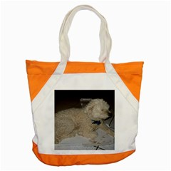 Puli Laying Accent Tote Bag