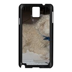 Puli Laying Samsung Galaxy Note 3 N9005 Case (black)
