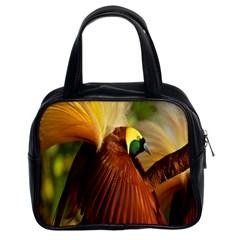 Birds Paradise Cendrawasih Classic Handbags (2 Sides)