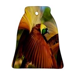 Birds Paradise Cendrawasih Ornament (bell)