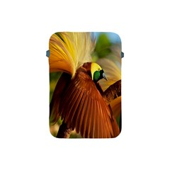 Birds Paradise Cendrawasih Apple Ipad Mini Protective Soft Cases