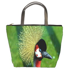 Bird Hairstyle Animals Sexy Beauty Bucket Bags
