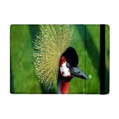 Bird Hairstyle Animals Sexy Beauty Apple Ipad Mini Flip Case