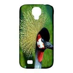 Bird Hairstyle Animals Sexy Beauty Samsung Galaxy S4 Classic Hardshell Case (pc+silicone)
