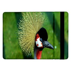 Bird Hairstyle Animals Sexy Beauty Samsung Galaxy Tab Pro 12 2  Flip Case