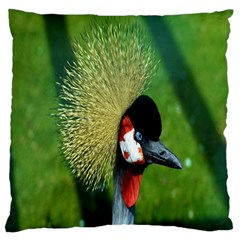 Bird Hairstyle Animals Sexy Beauty Standard Flano Cushion Case (two Sides)
