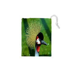 Bird Hairstyle Animals Sexy Beauty Drawstring Pouches (xs)