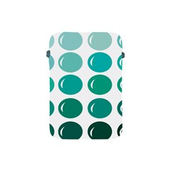 Bubbel Balloon Shades Teal Apple Ipad Mini Protective Soft Cases