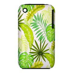 Amazon Forest Natural Green Yellow Leaf Iphone 3s/3gs
