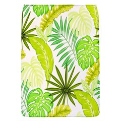 Amazon Forest Natural Green Yellow Leaf Flap Covers (s)