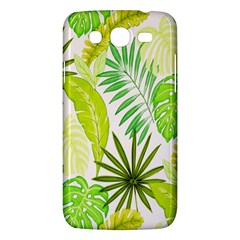 Amazon Forest Natural Green Yellow Leaf Samsung Galaxy Mega 5 8 I9152 Hardshell Case