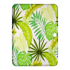 Amazon Forest Natural Green Yellow Leaf Samsung Galaxy Tab 4 (10 1 ) Hardshell Case