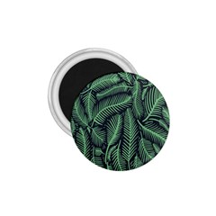 Coconut Leaves Summer Green 1 75  Magnets