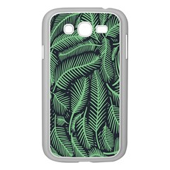 Coconut Leaves Summer Green Samsung Galaxy Grand Duos I9082 Case (white)