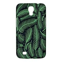 Coconut Leaves Summer Green Samsung Galaxy Mega 6 3  I9200 Hardshell Case