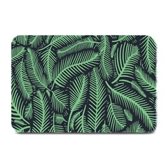 Coconut Leaves Summer Green Plate Mats