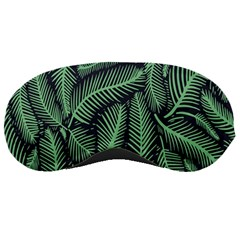 Coconut Leaves Summer Green Sleeping Masks