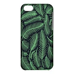 Coconut Leaves Summer Green Apple Iphone 5c Hardshell Case
