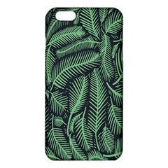 Coconut Leaves Summer Green Iphone 6 Plus/6s Plus Tpu Case