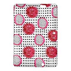 Fruit Patterns Bouffants Broken Hearts Dragon Polka Dots Red Black Kindle Fire Hdx 8 9  Hardshell Case