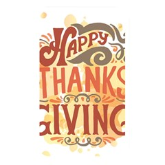 Happy Thanksgiving Sign Memory Card Reader
