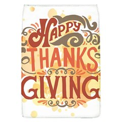 Happy Thanksgiving Sign Flap Covers (l)