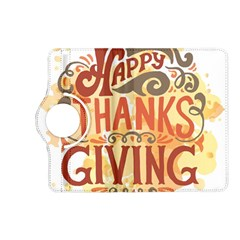 Happy Thanksgiving Sign Kindle Fire Hd (2013) Flip 360 Case